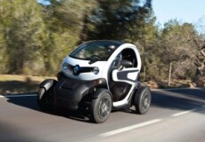 Royal Household takes delivery of special-edition Renault Twizy