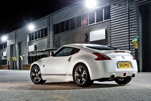 Curtain lifted on the Nissan 370Z Nismo