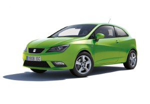 New SEAT Mii and Ibiza all about the power of touch
