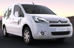 Citroen Berlingo Electrique to be displayed at 2013 Commercial Vehicle Show