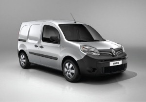Renault lifts the lid on reworked Kangoo vans
