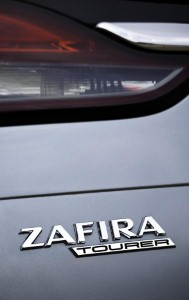 Vauxhall Zafira Tourer to be fitted with efficient new diesel engine