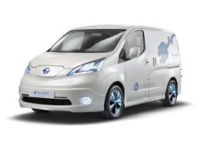 Nissan to reveal new vehicles at 2013 Commercial Vehicle Show