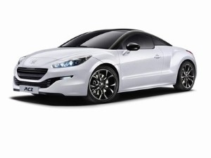 Peugeot RCZ limited to 170 in British showrooms
