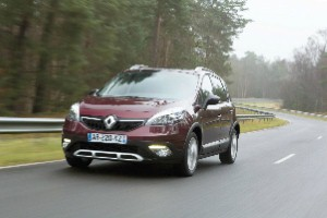 The new Renault Scenic XMOD brings all-weather practicality and chunky styling to the new Scenic range