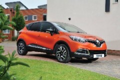 New Renault Captur reassures with strong residuals