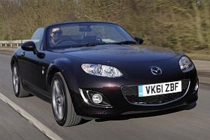 MX-5 is most reliable sports car