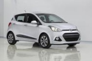 The new Hyundai i10 is all grown up!