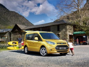Spacious Ford Tourneo models coming soon