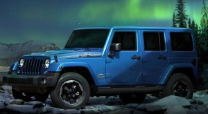 Jeep Wrangler Polar set for release