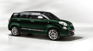 FIAT 500L MPW to make UK showroom debut