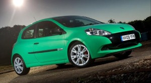 Clio Renaultsport 200 Cup scoops What Car? award