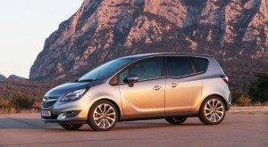 Vauxhall Meriva to 'come of age'