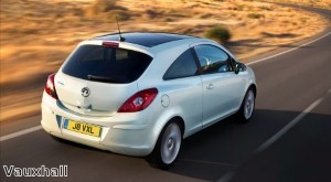 A new Vauxhall Corsa is not far away