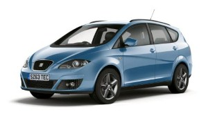 SEAT Altea and Altea XL to feature the I TECH trim design