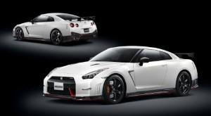 Record breaking Nissan GT-R Nismo hits the Nurburgring