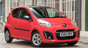 New Citroen C1 available in three exciting trims