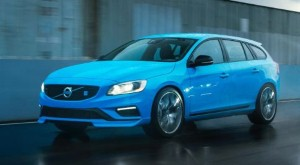 Volvo V60 Polestar makes world debut