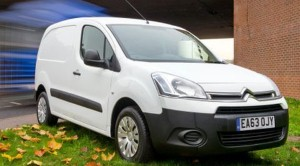 Citroen Berlingo named best small van in Fleet Van awards