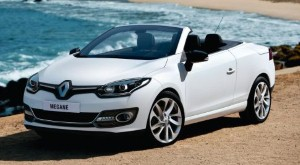 New Megane Coupe Cabriolet unveiled