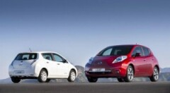 Nissan LEAF sells 3,000th model