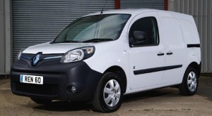 Renault Kangoo strikes twice at awards bash