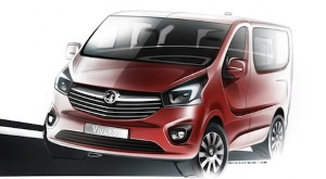 Vauxhall provides first glimpse of new Vivaro