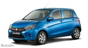 Suzuki prepares to launch A-segment Celerio at Geneva Motor Show