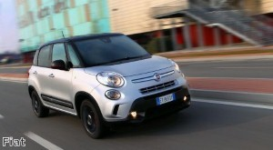 New Beats edition of Fiat 500L designed