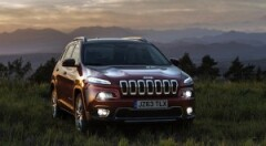 New Jeep Cherokee set for Geneva debut