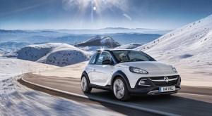 Vauxhall ADAM ROCKS set for Geneva Motor Show