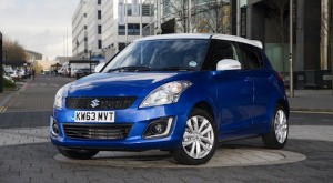 Suzuki prepares limited edition Swift