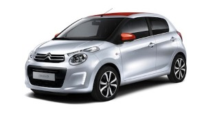 Citroen C1 gets ready for release