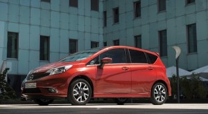 Nissan Note DIG-S now on sale in the UK