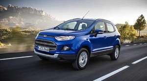 Ford EcoSport to feature SYNC technology