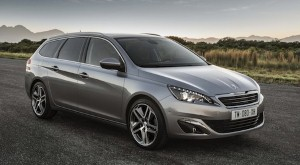 Peugeot readies 308 SW for launch