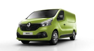 Renault unveils all-new Trafic