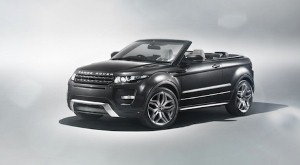 Range Rover Evoque Convertible primed for launch