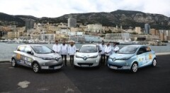 Renault ZOE claims electric-car rally win