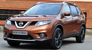 Nissan asks social media users to name new X-Trail colour