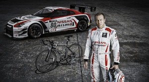 Sir Chris Hoy set to swap two wheels for four with Nissan racing