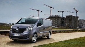 Renault Trafic set to stop commercial drivers in their tracks