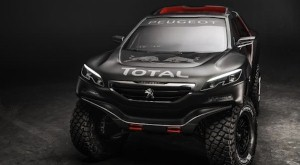 Peugeot 2008 and Dakar sibling uncovered