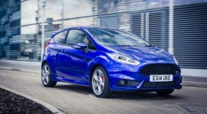 Ford launches Fiesta ST3