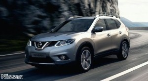 Nissan adds flexibility, performance and style to all-new X-Trail