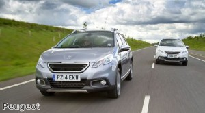 Peugeot named Most Improved manufacturer in Driver Power survey