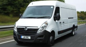 Vauxhall launches Movano promotion