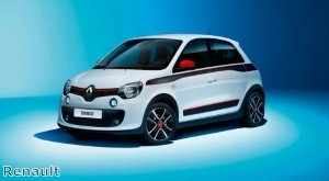 Renault Twingo prototypes hit the red carpet at Cannes