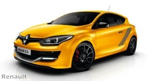 Renault has unveiled the Megane Renaultsport 275 Trophy