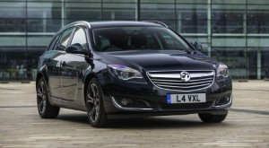 Vauxhall Insignia awarded Best Petrol Tow Car at Tow Car Awards